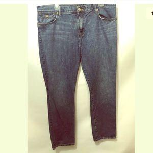 Ralph Lauren Jeans • Sz 12 • Straight • Blue Denim